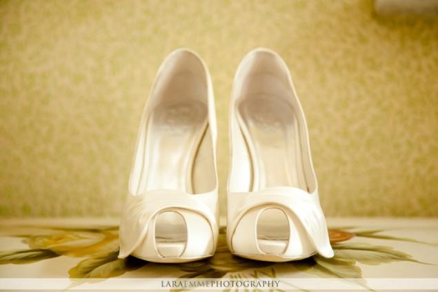 scarpe sposa Antonella del Brusco Milano