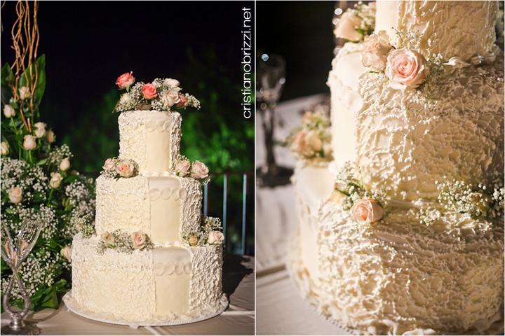 Estetica di una vera regina:la torta nuziale STEP ONE  Idee ...