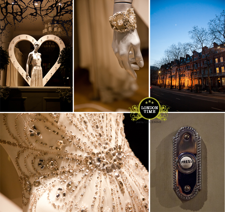 Bridal boutiques in London