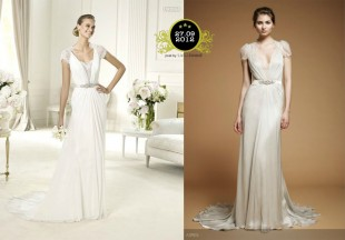 Jenny Packham vs Pronovias