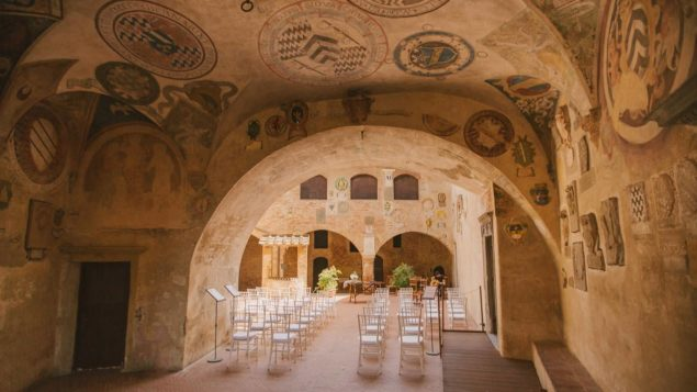 Matrimonio Civile Location Toscana : Matrimonio civile in toscana le location più belle
