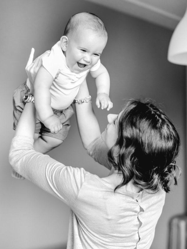 foto mamma e bambini