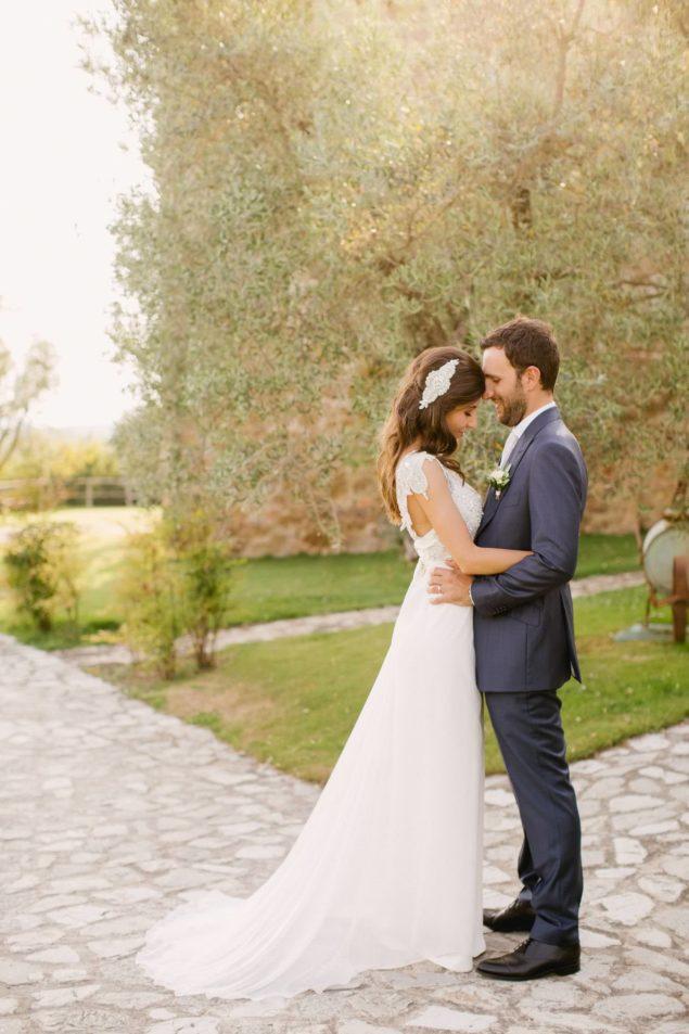 foto di nozze toscana