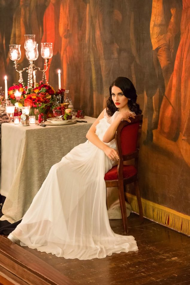 abito sposa max mara