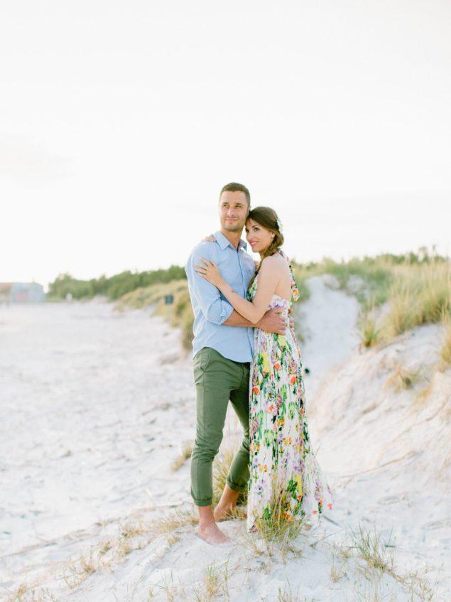 fotografie fidanzamento spiaggia