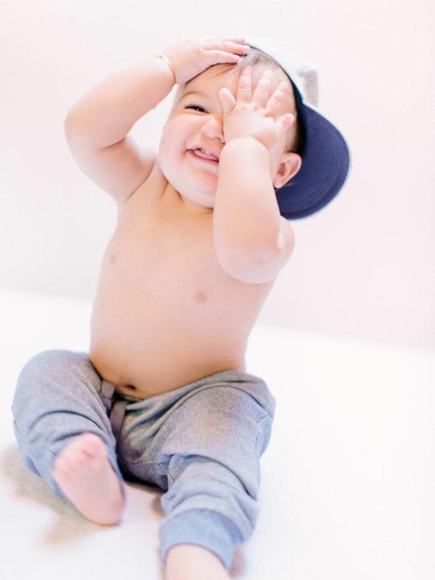 fotografie bambino 1 anno