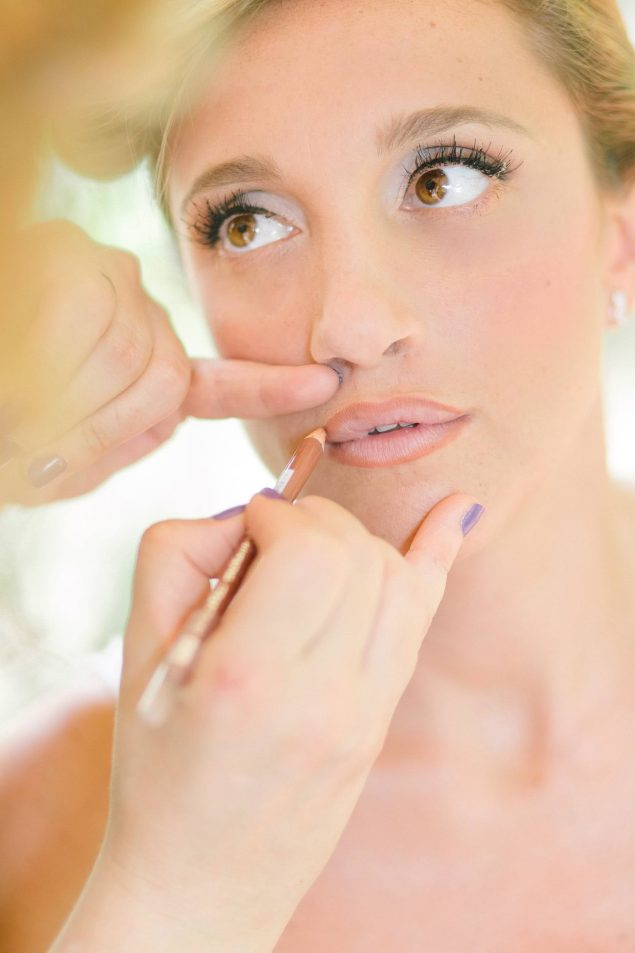 trucco sposa glamour