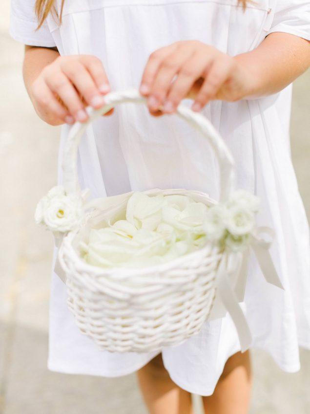 damigella fiori matrimonio