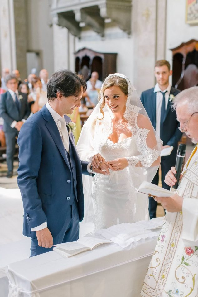scambio anelli chiesa firenze