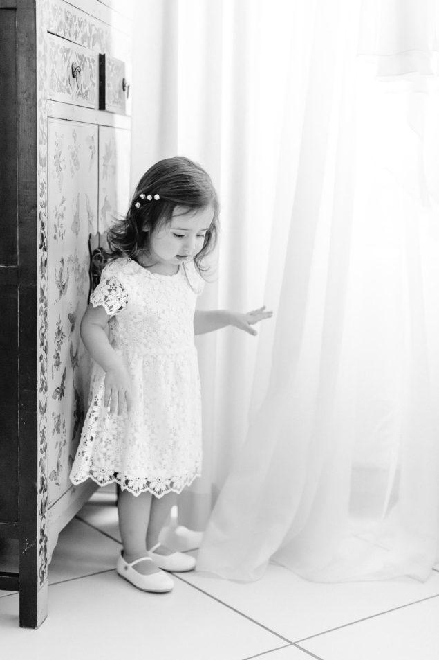 bambina abito matrimonio