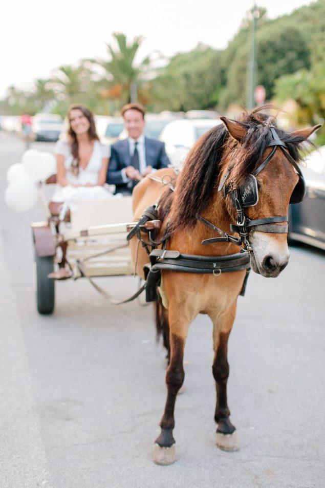calesse sposa