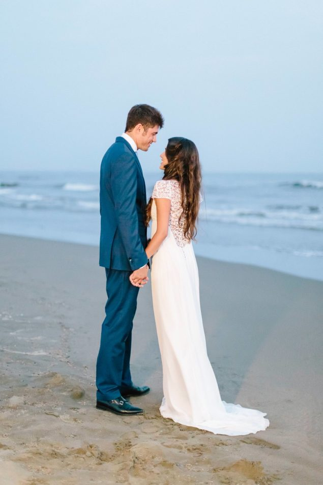 fotografie sposi spiaggia versilia