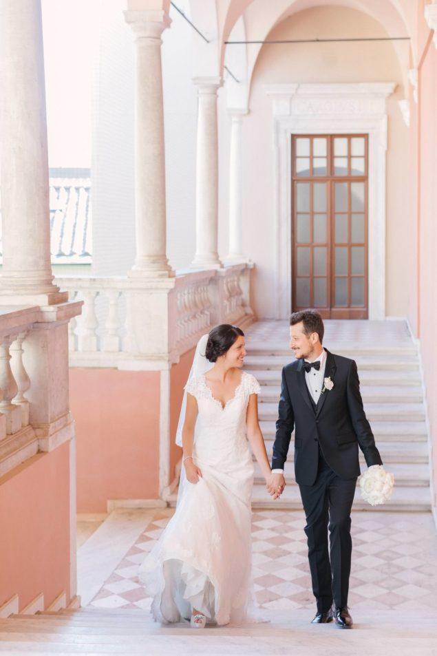 servizio fotografico sposi a massa