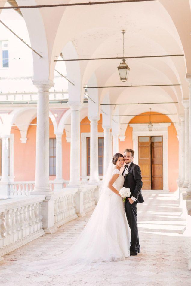 ritratto sposi palazzo ducale
