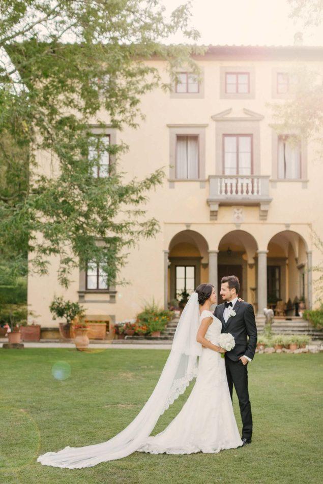 sposi a villa bernardini lucca
