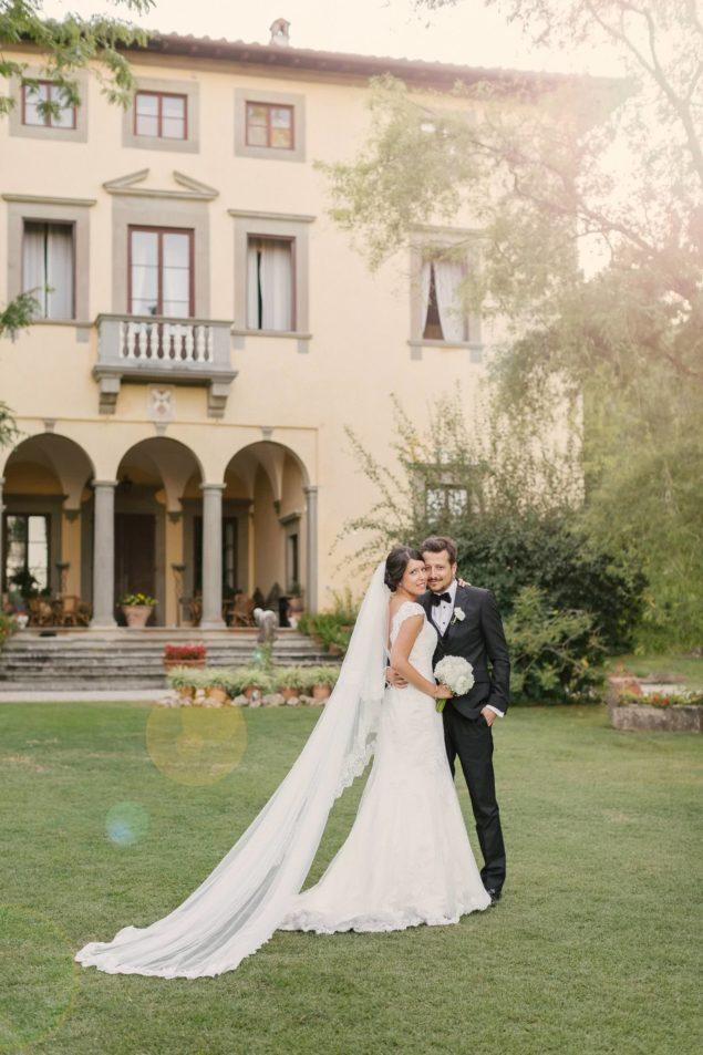 matrimonio villa bernardini