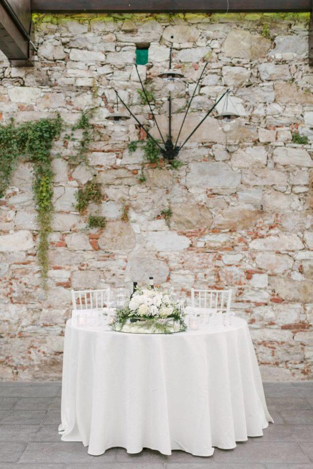 allestimento fiori villa bernardini