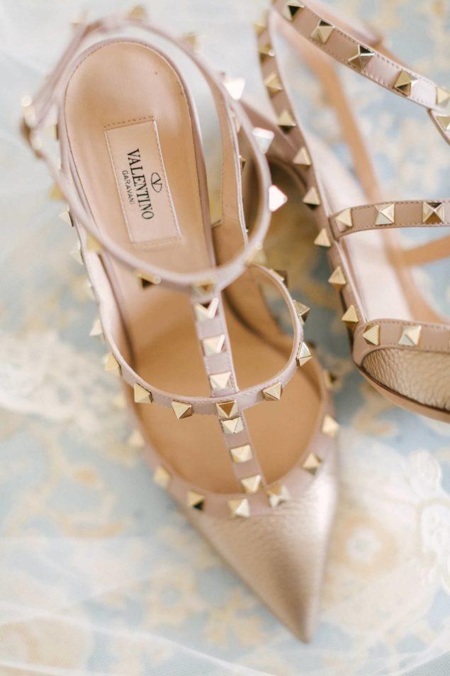 scarpe sposa valentino garavani