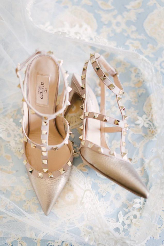 rock stud valentino scarpe