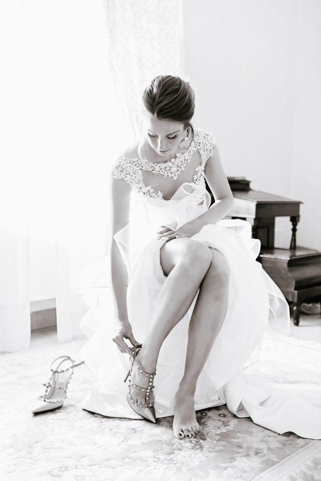 abito da sposa forte dei marmi