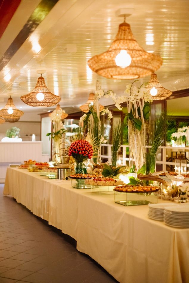 buffet dolci ristorante bambaissa forte dei marmi