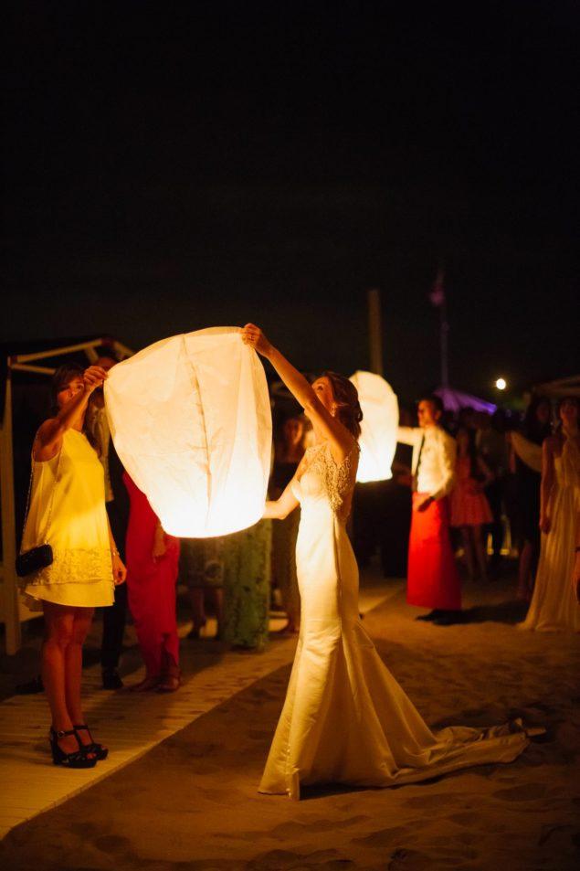 lanterna matrimonio spiaggia forte dei marmi