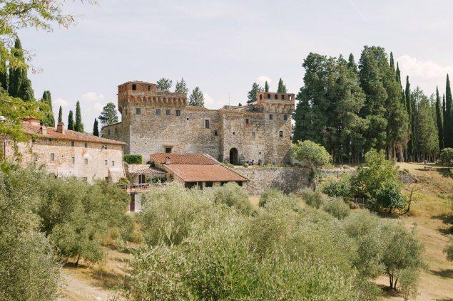 matrimonio castello del trebbio