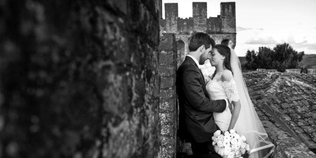 Matrimonio castello di Oliveto