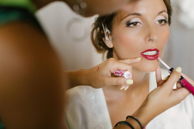 make up sposa lucca