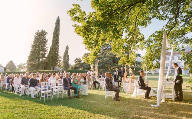 matrimonio a villa bruguier
