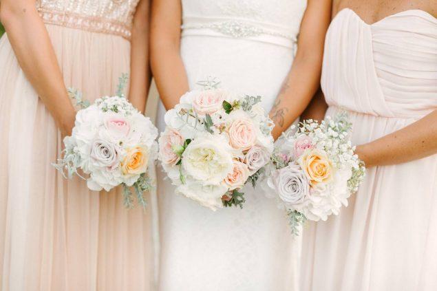 bouquet sposa damigelle villa bruguier