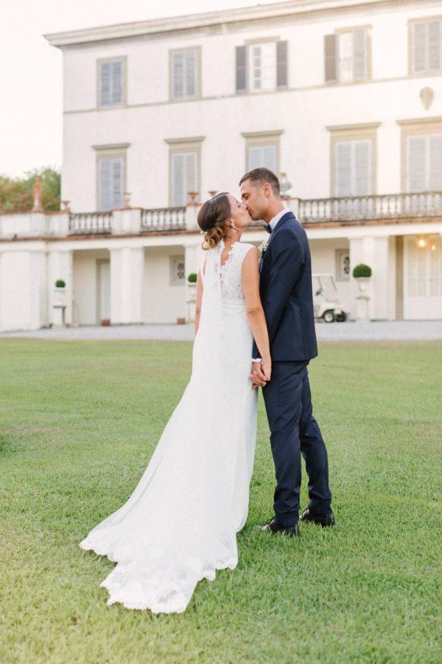 villa bruguier fotografie bianco e nero sposi