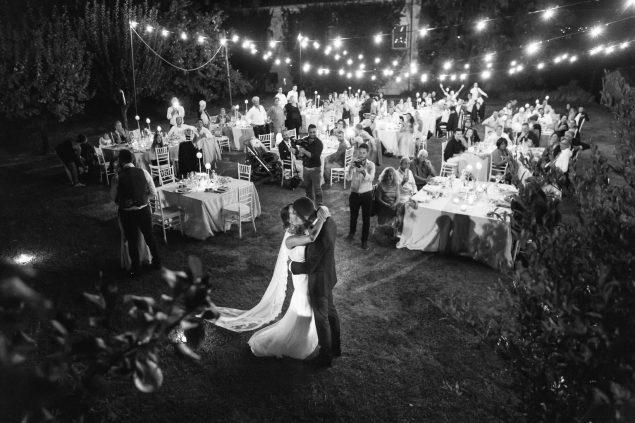 ricevimento nozze villa bruguier