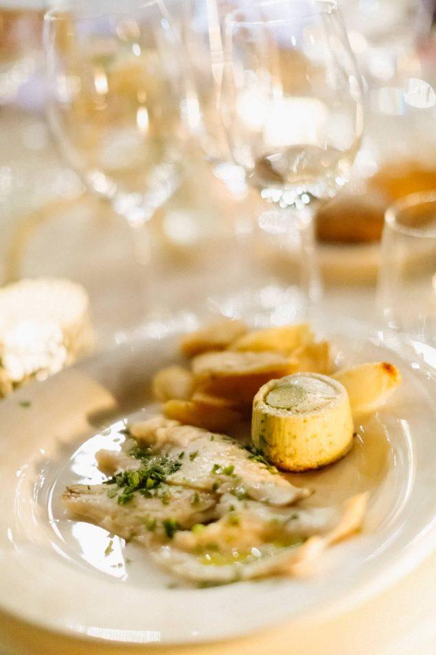portata cena matrimonio villa bruguier