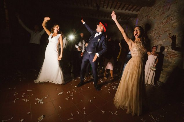 festa matrimonio dj balli
