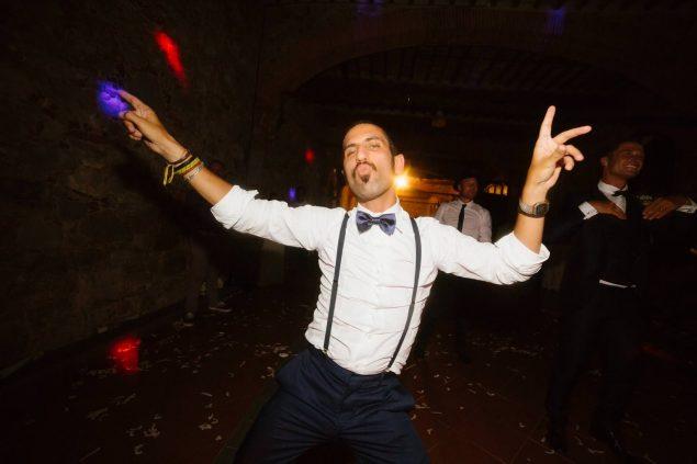 foto balli festa matrimonio villa bruguier