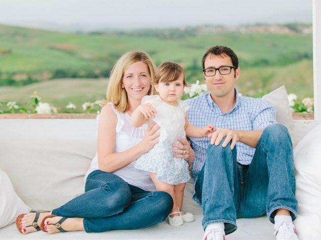 fotografie di famiglia in toscana