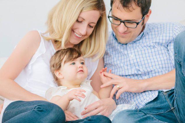 fotografie di famiglia all'aperto