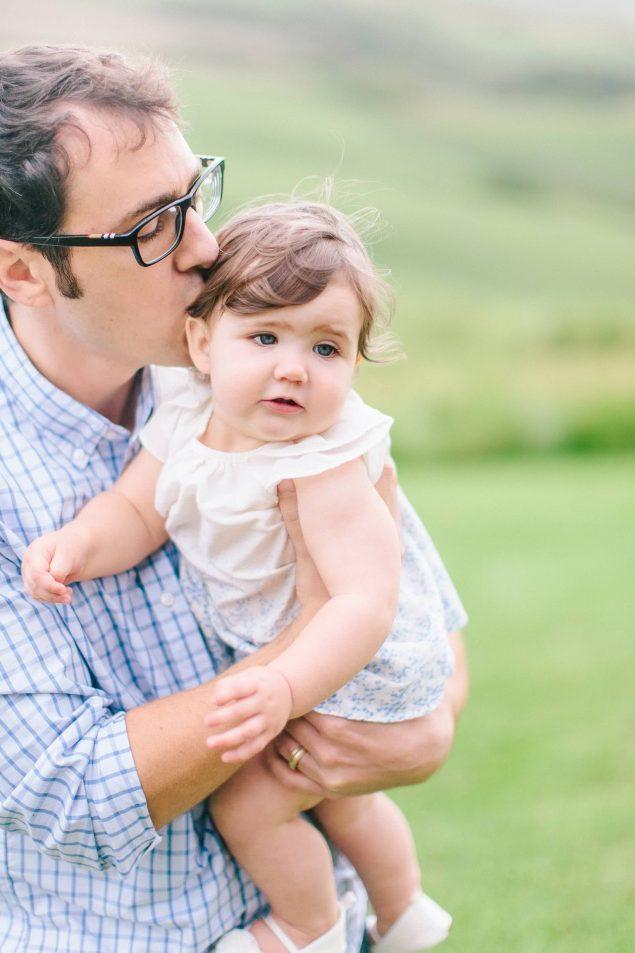 servzio fotografico babbo e figlia