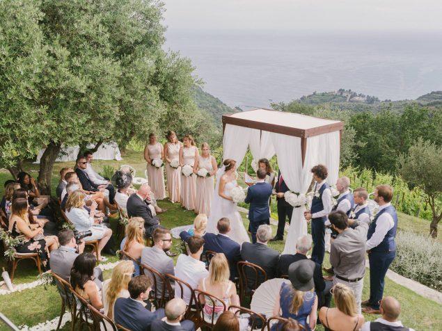 matrimonio civile Monterosso La Spezia