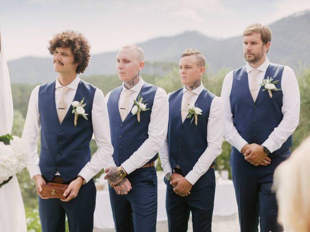 testimoni sposo