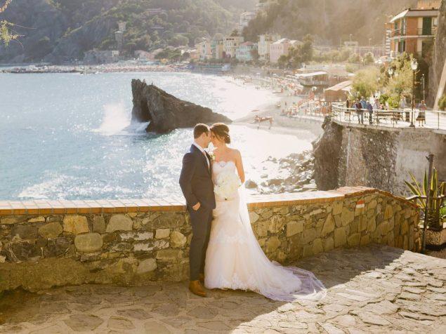 Matrimonio a Monterosso La Spezia