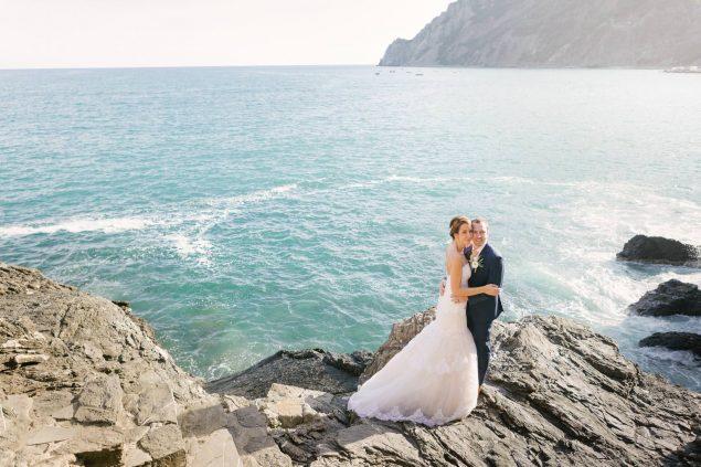 sposi a monterosso al mare