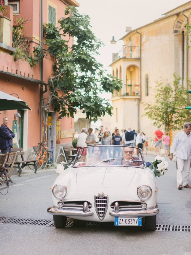 Matrimonio a Monterosso