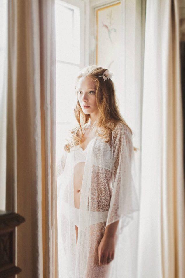 lingerie sposa